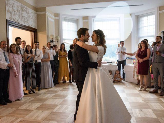 La boda de Mike y Andrea en Las Arenas, Vizcaya 61
