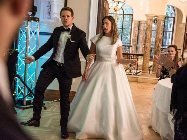 La boda de Mike y Andrea en Las Arenas, Vizcaya 62