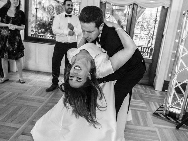 La boda de Mike y Andrea en Las Arenas, Vizcaya 66