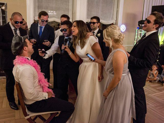 La boda de Mike y Andrea en Las Arenas, Vizcaya 70