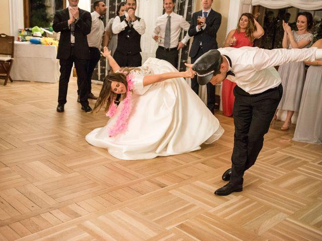 La boda de Mike y Andrea en Las Arenas, Vizcaya 71