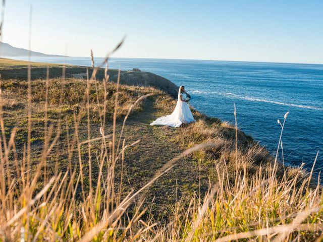 La boda de Mike y Andrea en Las Arenas, Vizcaya 74