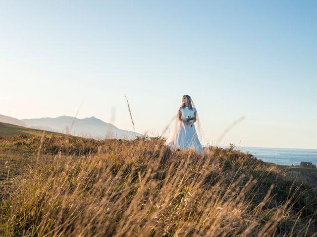 La boda de Mike y Andrea en Las Arenas, Vizcaya 75