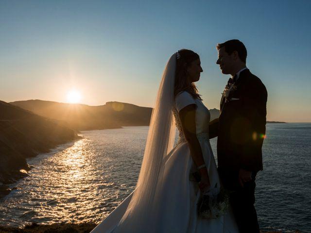 La boda de Mike y Andrea en Las Arenas, Vizcaya 78