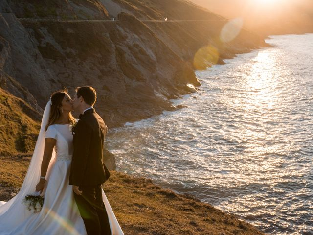 La boda de Mike y Andrea en Las Arenas, Vizcaya 79