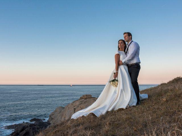 La boda de Mike y Andrea en Las Arenas, Vizcaya 81
