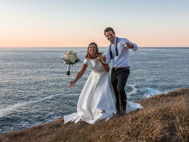 La boda de Mike y Andrea en Las Arenas, Vizcaya 2