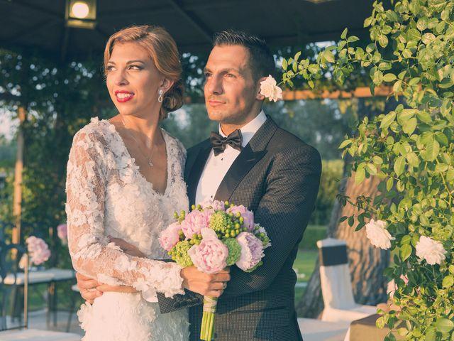 La boda de Lucia y Miguel