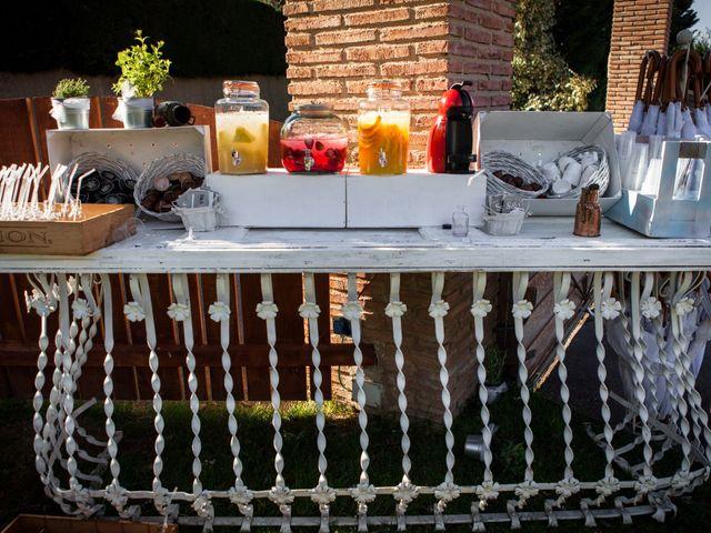 La boda de Elías y Anna en Sant Fost De Campsentelles, Barcelona 28