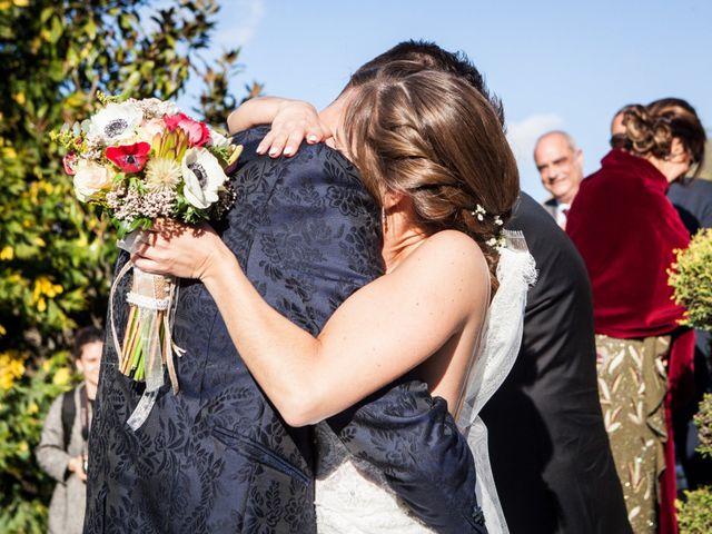 La boda de Elías y Anna en Sant Fost De Campsentelles, Barcelona 36