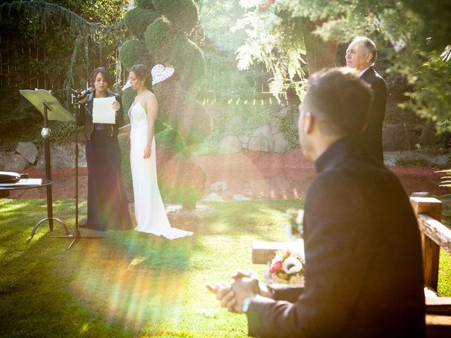 La boda de Elías y Anna en Sant Fost De Campsentelles, Barcelona 40