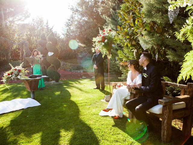 La boda de Elías y Anna en Sant Fost De Campsentelles, Barcelona 41