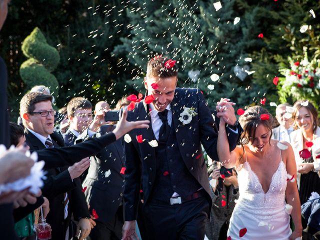 La boda de Elías y Anna en Sant Fost De Campsentelles, Barcelona 43