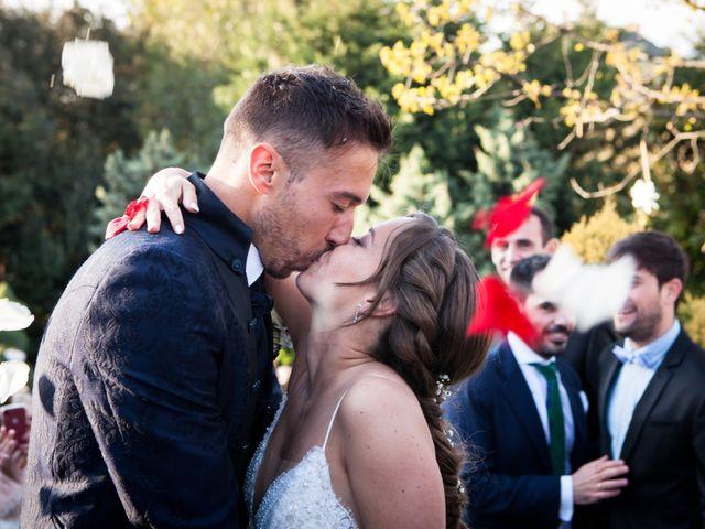 La boda de Elías y Anna en Sant Fost De Campsentelles, Barcelona 44