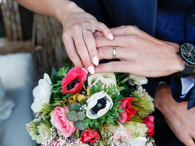 La boda de Elías y Anna en Sant Fost De Campsentelles, Barcelona 52
