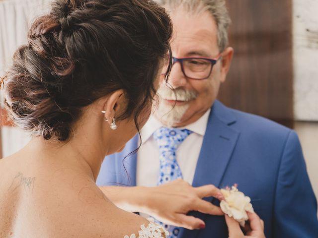 La boda de David y Vanesa en San Fernando, Cádiz 3