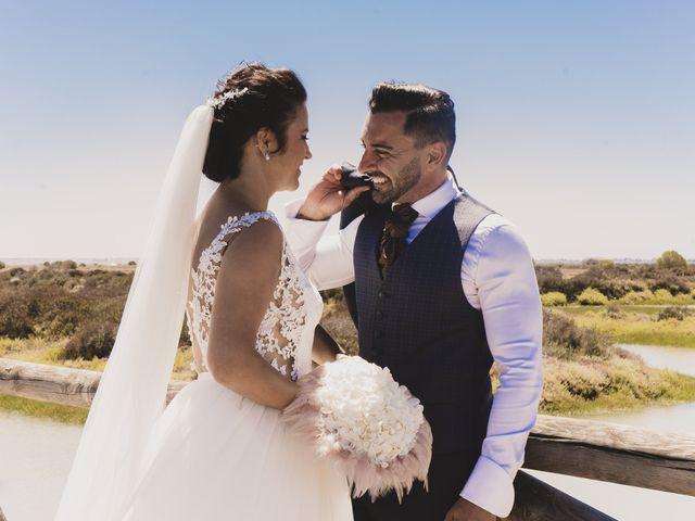 La boda de David y Vanesa en San Fernando, Cádiz 10