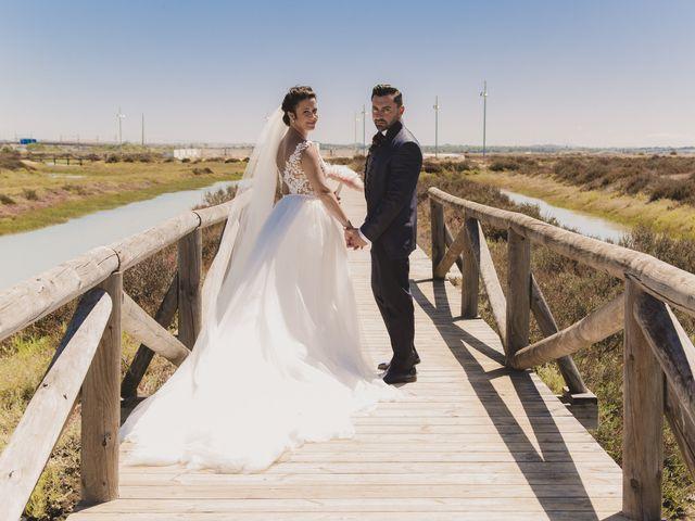 La boda de David y Vanesa en San Fernando, Cádiz 12