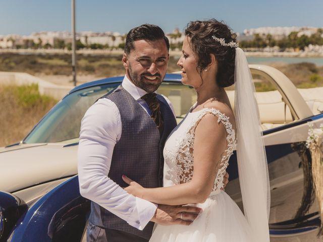 La boda de David y Vanesa en San Fernando, Cádiz 13