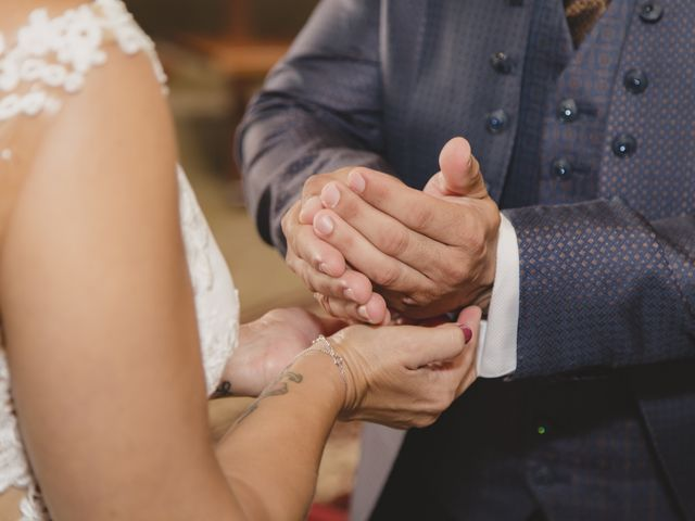 La boda de David y Vanesa en San Fernando, Cádiz 20