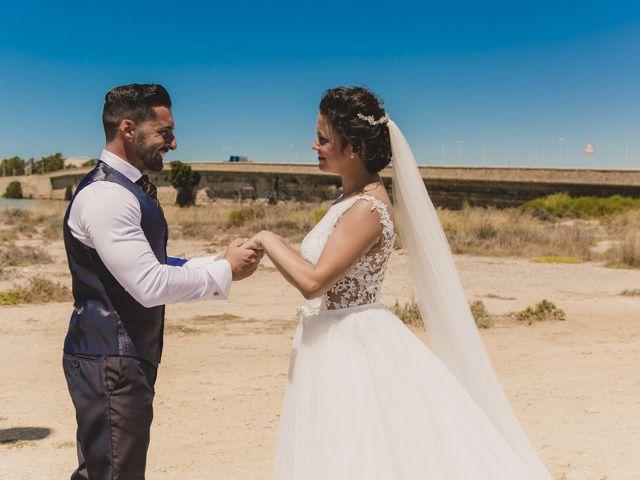 La boda de David y Vanesa en San Fernando, Cádiz 21