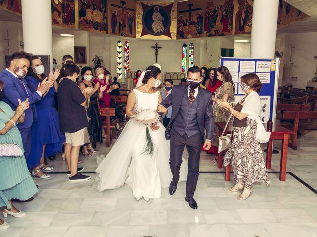 La boda de David y Vanesa en San Fernando, Cádiz 29