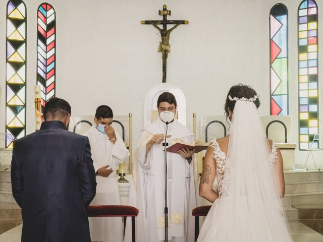 La boda de David y Vanesa en San Fernando, Cádiz 38