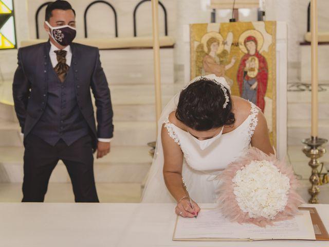 La boda de David y Vanesa en San Fernando, Cádiz 50