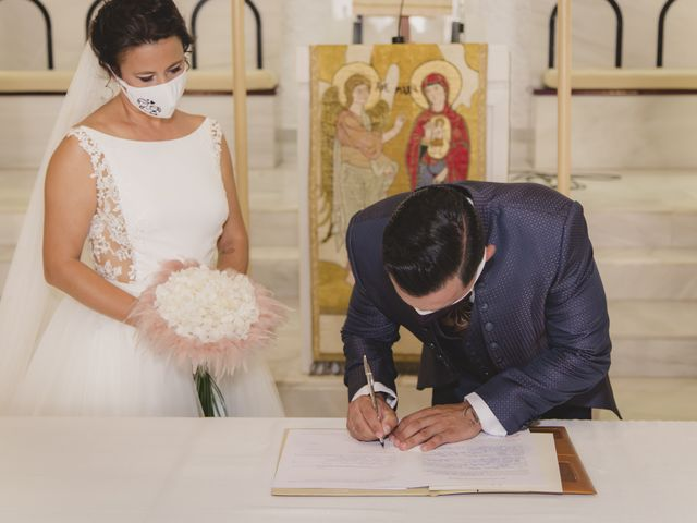La boda de David y Vanesa en San Fernando, Cádiz 54