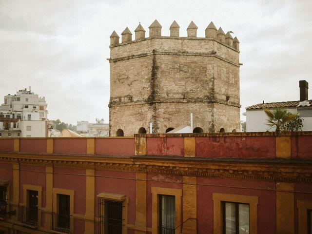 La boda de Pedro y Dene en Sevilla, Sevilla 1