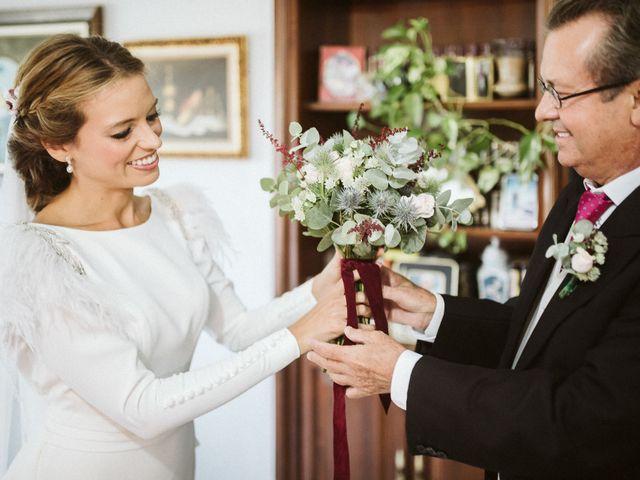 La boda de Pedro y Dene en Sevilla, Sevilla 35