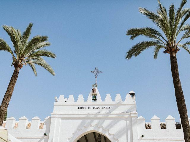 La boda de Pedro y Dene en Sevilla, Sevilla 43