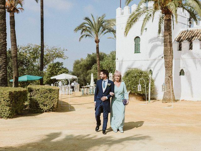 La boda de Pedro y Dene en Sevilla, Sevilla 48