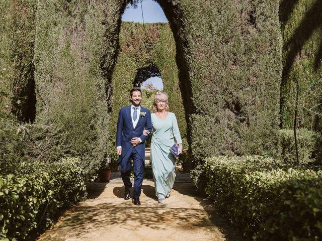 La boda de Pedro y Dene en Sevilla, Sevilla 49