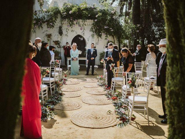 La boda de Pedro y Dene en Sevilla, Sevilla 51