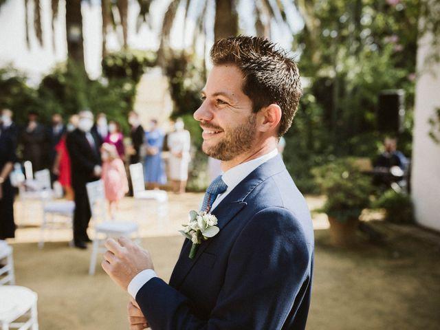 La boda de Pedro y Dene en Sevilla, Sevilla 52
