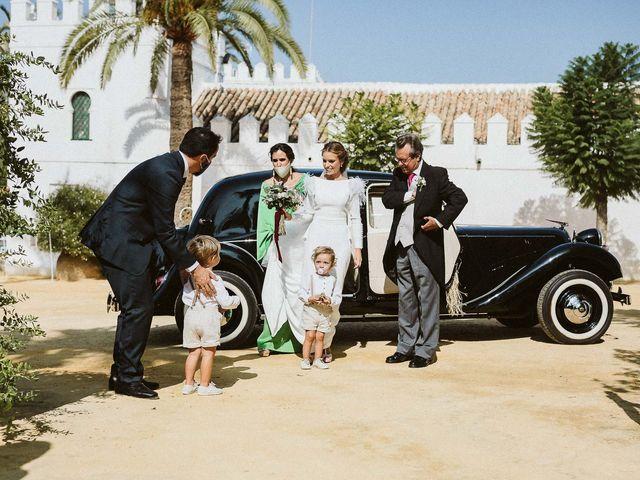La boda de Pedro y Dene en Sevilla, Sevilla 58