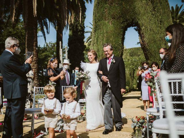 La boda de Pedro y Dene en Sevilla, Sevilla 64