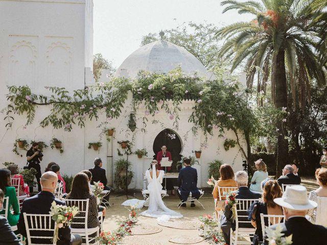 La boda de Pedro y Dene en Sevilla, Sevilla 71