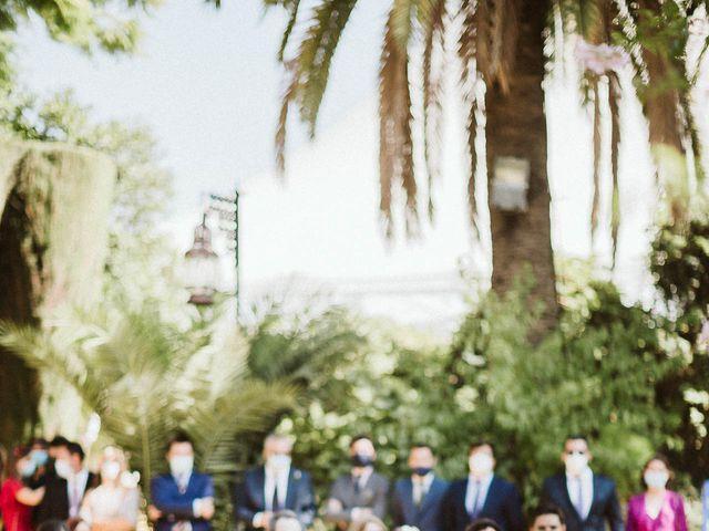 La boda de Pedro y Dene en Sevilla, Sevilla 72