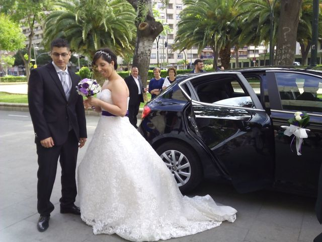 La boda de Jose Mari y Edurne en Zaragoza, Zaragoza 6