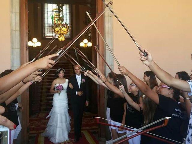 La boda de Alvaro y Paula en La Orotava, Santa Cruz de Tenerife 1
