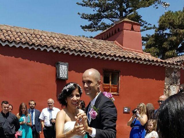 La boda de Alvaro y Paula en La Orotava, Santa Cruz de Tenerife 4