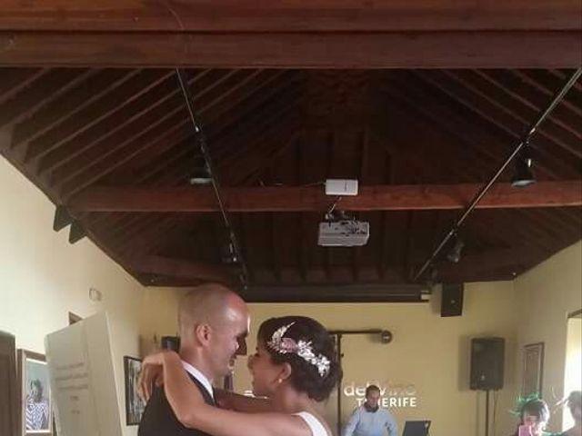 La boda de Alvaro y Paula en La Orotava, Santa Cruz de Tenerife 5