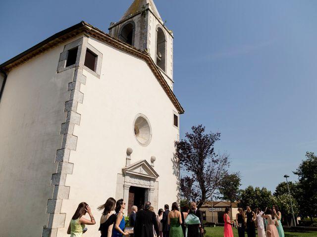 La boda de Eloi y Clara en Pueblo Sant Andreu Salou, Girona 1