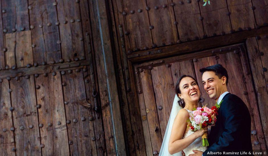 La boda de Nestor y Marta en Toledo, Toledo
