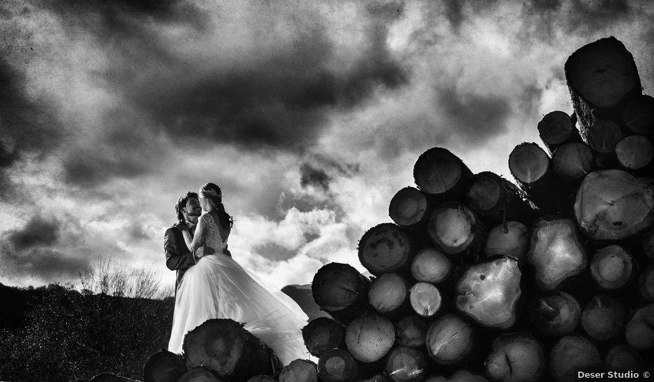 La boda de Rober y Ana en Forua, Vizcaya