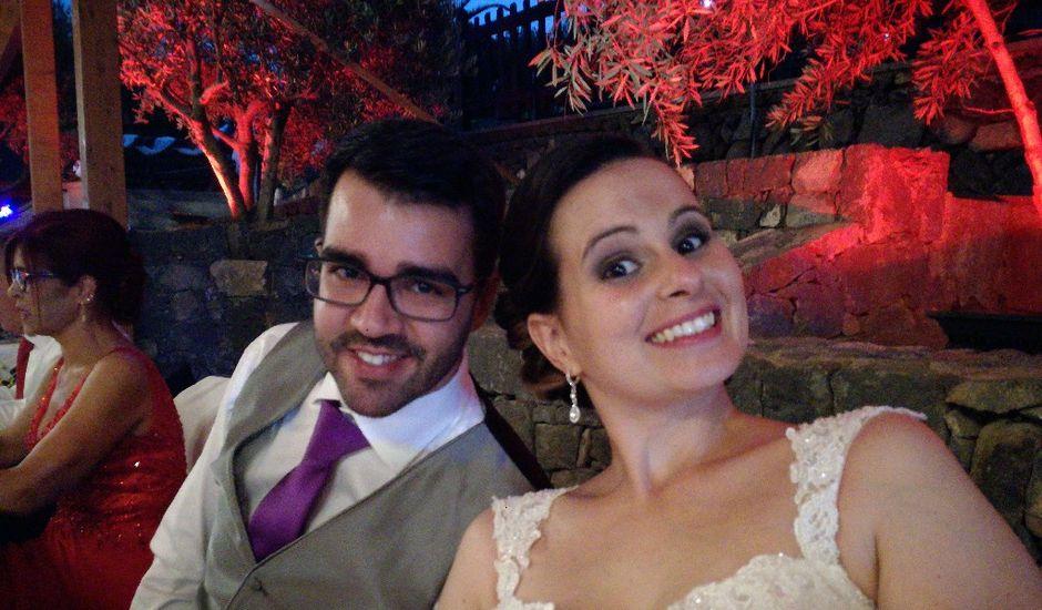 La boda de Ayoze y Dunia en Los Olivos, Las Palmas