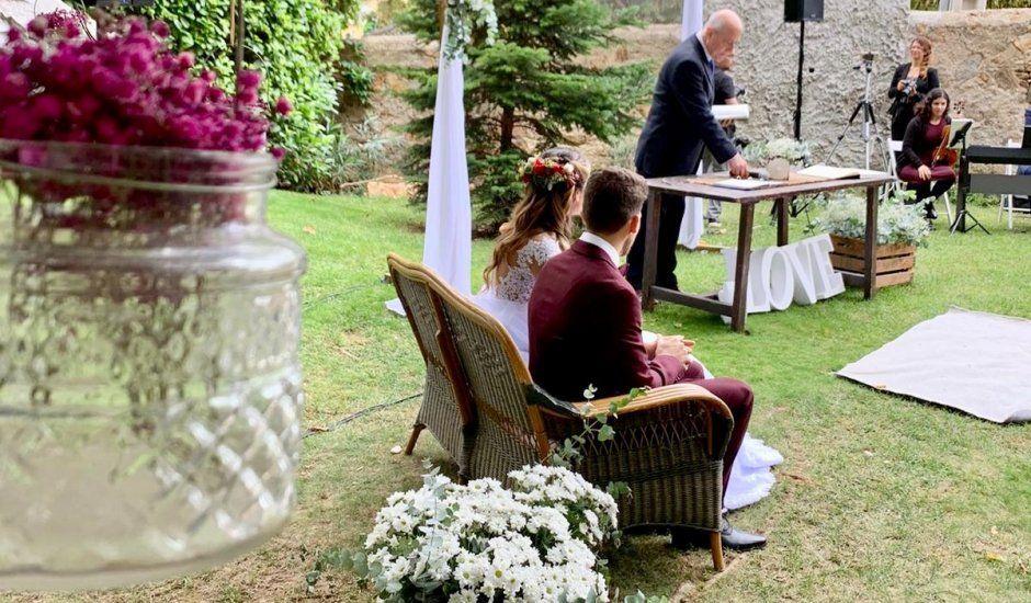 La boda de Júnior  y Alaine en Alella, Barcelona