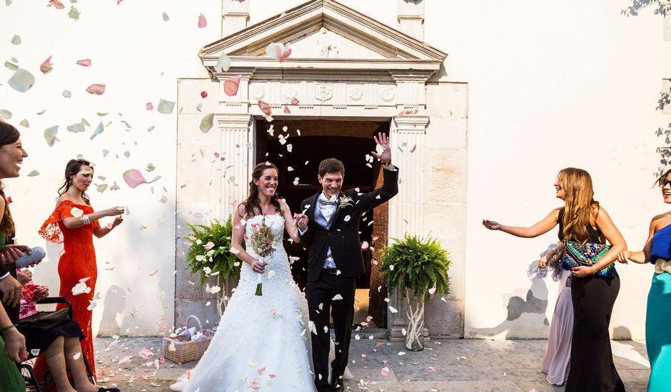 La boda de Eloi y Clara en Pueblo Sant Andreu Salou, Girona